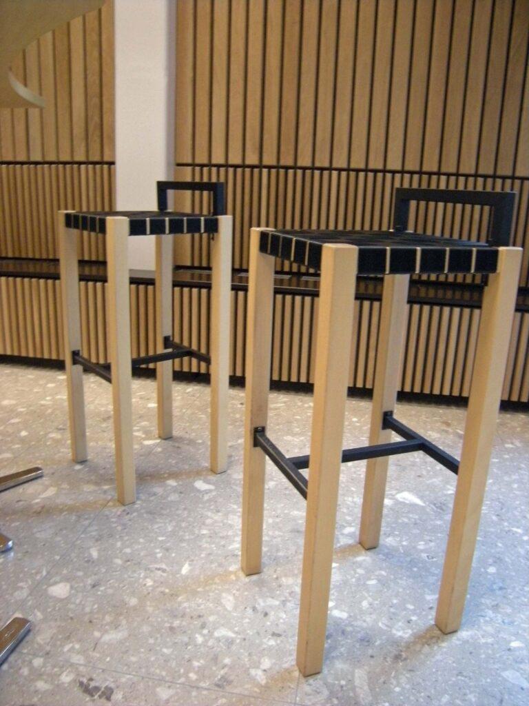 inte tillgängliga stolar