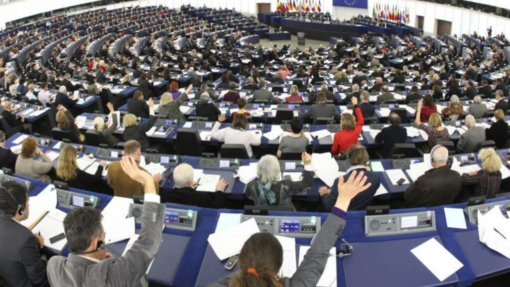 eu-kurs Europaparlamentet
